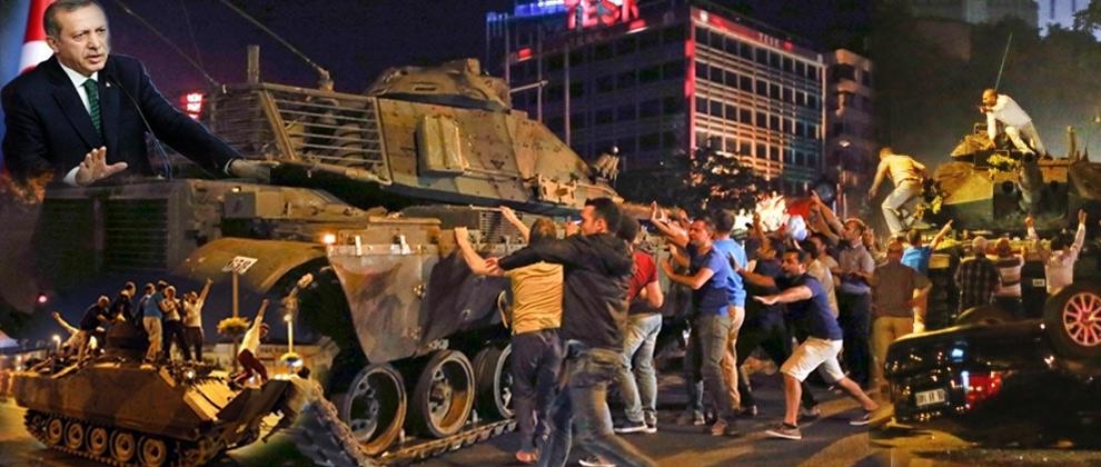 तुर्कस्तानातील निष्फळ बंड