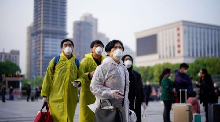 Wuhan before  coronavirus