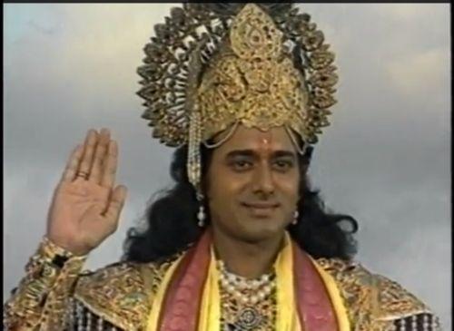 Mahabharat Nitish Bharadw