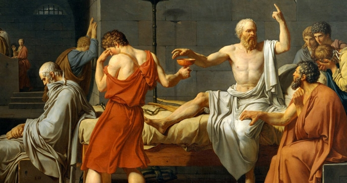 Socrates was a Greek phil